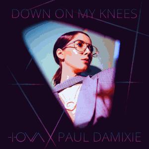 IOVA x Paul Damixie - Down on my knees_artwork