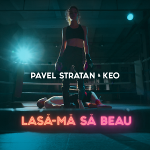 Cover _ Pavel Stratan & Keo - Lasa-ma sa beau