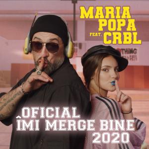 Cover _ Maria Popa feat. CRBL - Oficial imi merge bine (2)