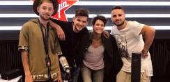 Noaptea Tarziu si Andreea Remetan la Virgin Radio