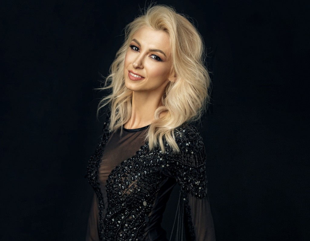 Andreea Balan a revenit pe scena - Viva.ro  |Andreea Balan