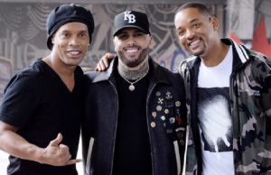 ronaldinho nicky jam will smith