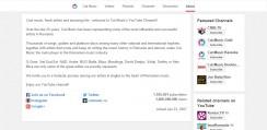youtube 1 miliard
